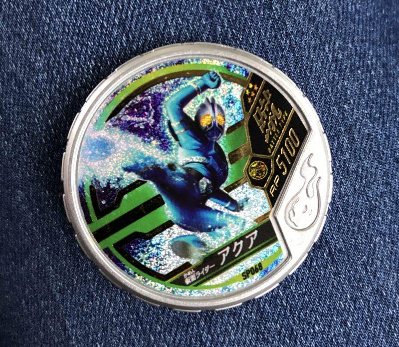 仮面ライダーブットバソウルのメダルは魅力的!遊び方をおぼえてどんどん集めよう!!
