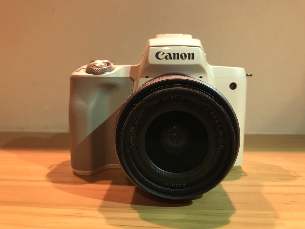 EOS Kiss Mは初心者におすすめのミラーレスカメラ