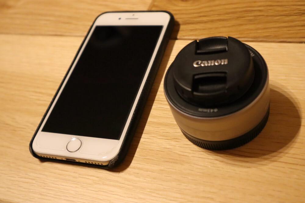 単焦点レンズを使えば、初心者でも簡単にiPhoneより綺麗な写真が撮れる